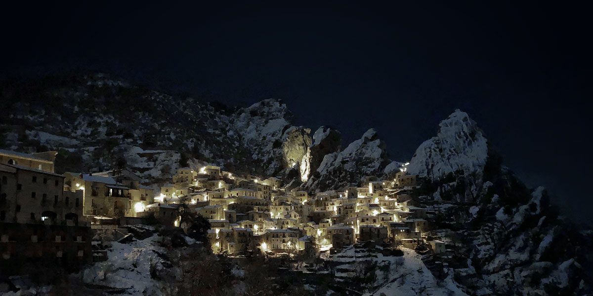 Mariot bed & breakfast b&b Castelmezzano