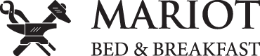 Mariot Bed & Breakfast Logo Retina Castelmezzano