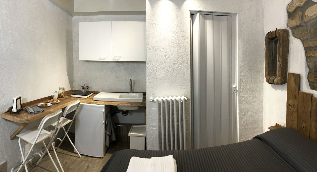camera 2 Mariot b&b bed & breakfast Castelmezzano dolomiti lucane comfort riposo relax